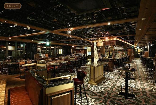 Hamilton Hotel - Seúl - Restaurante