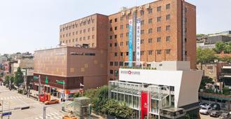 Hamilton Hotel - Seoul - Bygning