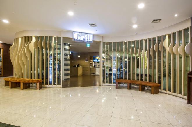Hamilton Hotel - Seúl - Lobby