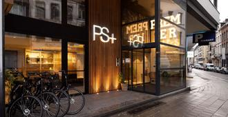 Premier Suites Plus Antwerp - Antuérpia - Vista externa