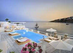 Nissaki Boutique Hotel - Platis Gialos - Pool