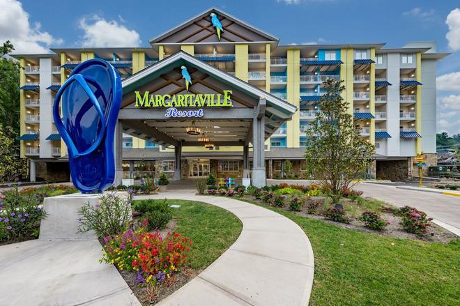 Margaritaville Resort Gatlinburg - Gatlinburg - Rakennus