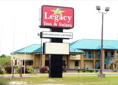 Legacy Inn & Suites - Gulfport - Bina