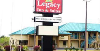 Legacy Inn & Suites - Gulfport - Building
