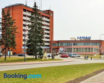 Latgale - Резекне - Building