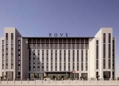 Rove At The Park - Mina Jebel Ali - Edificio