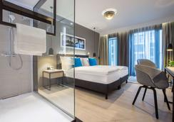 Radisson Blu Hotel, Mannheim - Mannheim - Bedroom