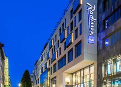 曼海姆麗笙藍標酒店 - 曼海姆 - 曼海姆 - 建築