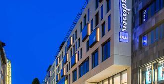 Radisson Blu Hotel, Mannheim - Mannheim - Building