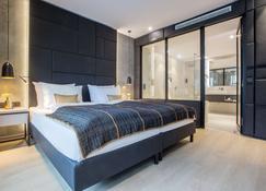 Radisson Blu Hotel, Mannheim - Мангейм - Спальня