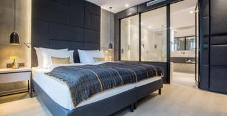 Radisson Blu Hotel, Mannheim - מנהיים - חדר שינה