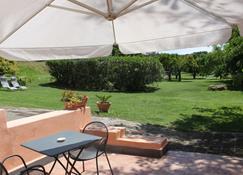 Flegrea House - Casa Rosa - Pozzuoli - Rakennus