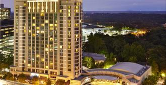 Intercontinental Buckhead Atlanta - Atlanta - Edificio