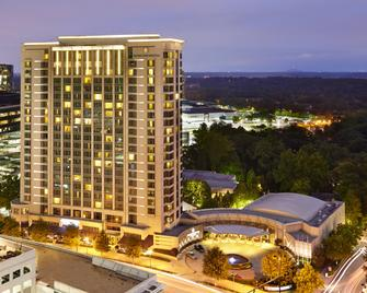 Intercontinental Buckhead Atlanta - Atlanta - Building