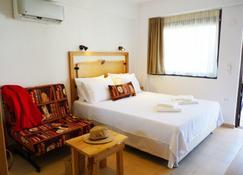 Agrielia Apartments - Pefkochori - Bedroom