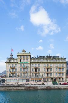 Hotel Central Continental - Interlaken - Gebäude