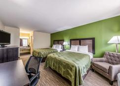 品質酒店 - 蓋斯維爾 - 蓋恩斯維爾(德克薩斯州) - 臥室