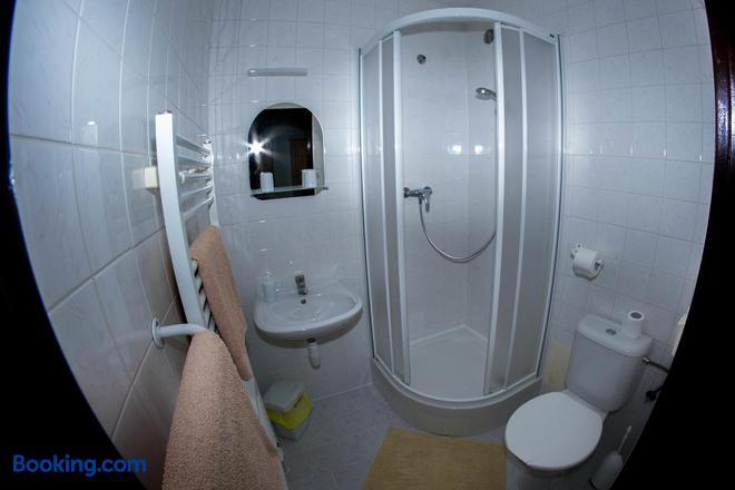 Pension Ploc - Harrachov - Bathroom