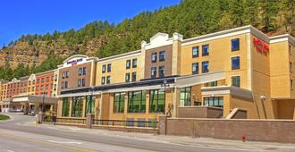 SpringHill Suites by Marriott Deadwood - Deadwood - Rakennus