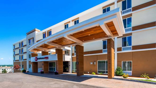 Best Western Plus North Shore Hotel - Danvers - Building