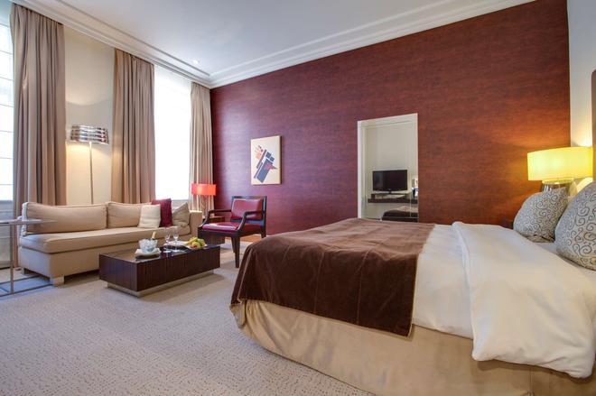 Radisson Blu Style Hotel Vienna - Βιέννη - Κρεβατοκάμαρα