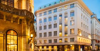 Radisson Blu Style Hotel Vienna - Wien - Rakennus