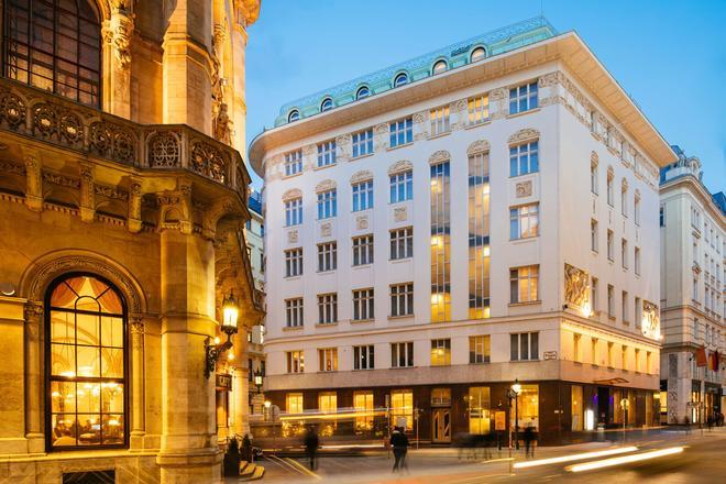 Radisson Blu Style Hotel Vienna - Βιέννη - Κτίριο