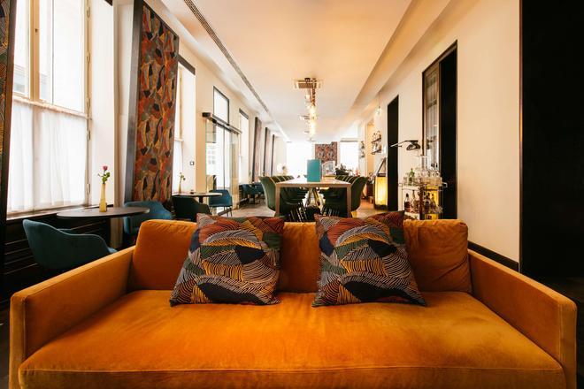 Radisson Blu Style Hotel Vienna - Vienna - Lounge
