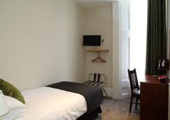 Kensington Gardens Hotel - Lontoo - Makuuhuone