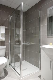 Kensington Gardens Hotel - Lontoo - Kylpyhuone