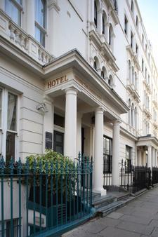 Kensington Gardens Hotel - Lontoo - Rakennus