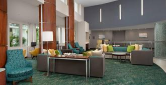 Courtyard by Marriott Ocean City Oceanfront - Ocean City - Lounge