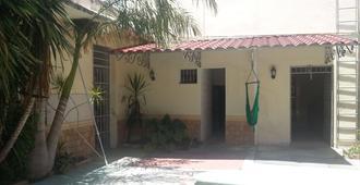 Hostal Casa Nico - Mérida - Piscina