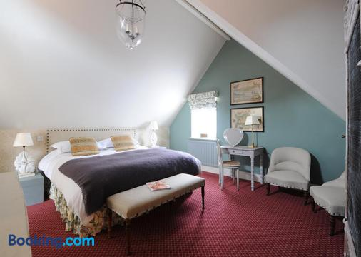 The Stag and Huntsman - Henley-on-Thames - Bedroom