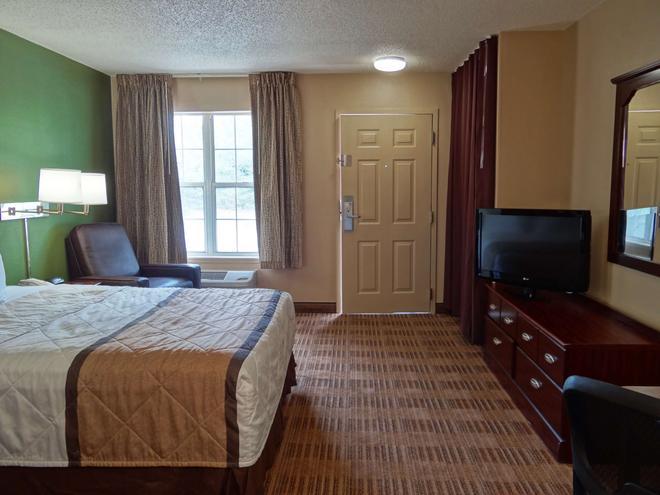埃爾帕索機場美國長住酒店 - 埃爾帕索 - 厄爾巴索 - 臥室