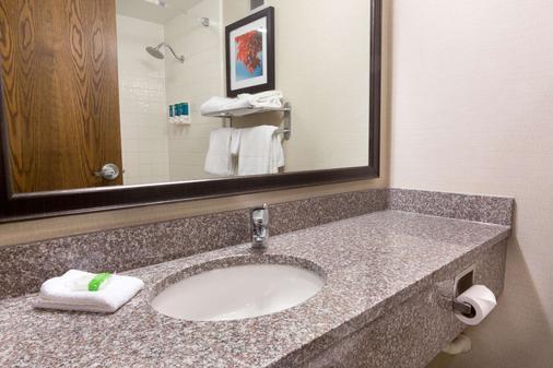Pear Tree Inn Terre Haute - Terre Haute - Bathroom