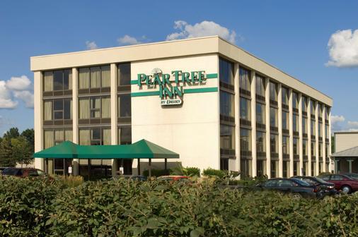 Pear Tree Inn Terre Haute - Terre Haute - Building