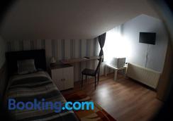 Pension Zur Alten Gärtnerei - Reichenbach/Vogtland - Bedroom