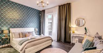 Aweshome - Hanging Gardens - Pisa - Bedroom