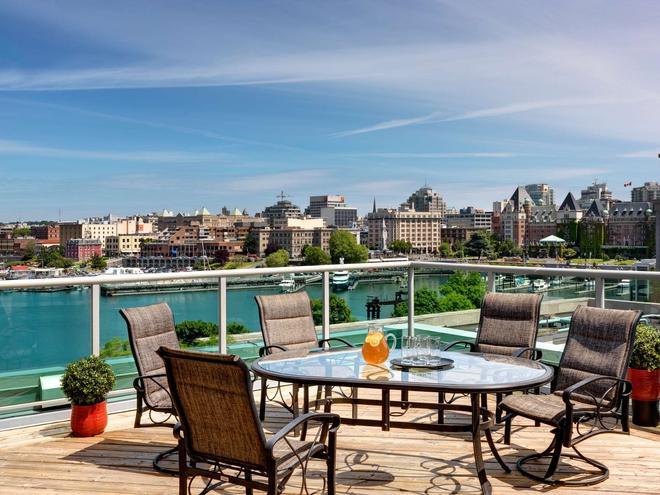 Best Western Plus Inner Harbour - Victoria - Balcony