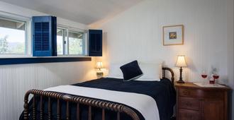 Calistoga Wine Way Inn - Calistoga - Bedroom