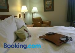 Hampton Inn Commercial Blvd-Ft Lauderdale - Tamarac - Bedroom