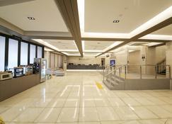 Cheonan CT Tourist hotel - Cheonan - Vestíbul