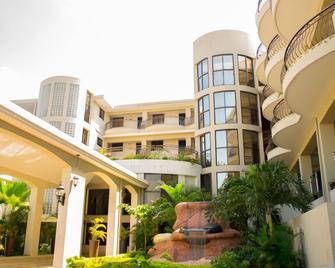constellation hotel - Port-au-Prince - Gebouw