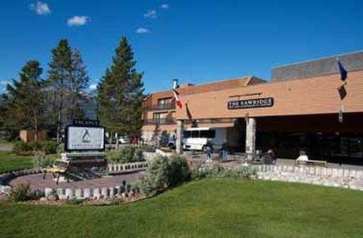 Sawridge Inn & Conference Centre Jasper - Jasper - Rakennus