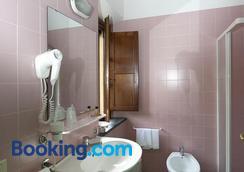 莫利諾戴拉餐廳酒店 - 沃爾泰拉 - 渥爾特拉 - 浴室