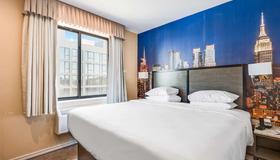 Kings Hotel - Brooklyn - Bedroom
