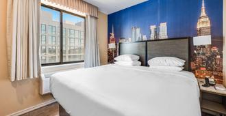 Kings Hotel - Brooklyn - Makuuhuone