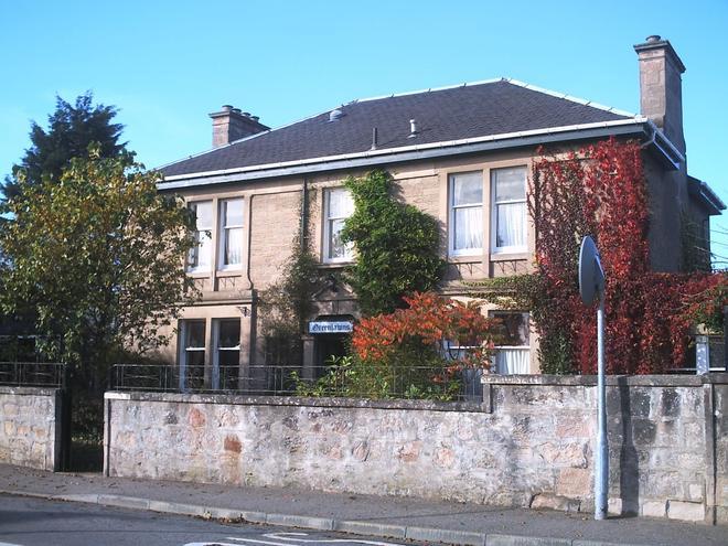 Greenlawns - Nairn - Building