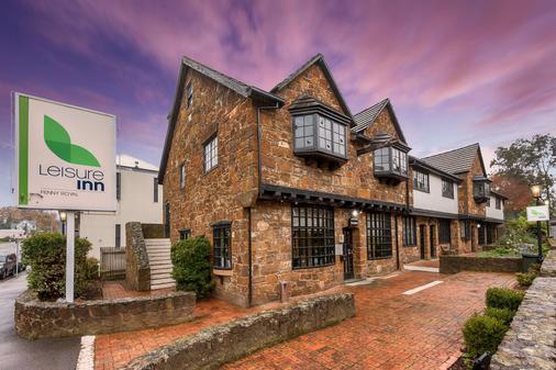 Leisure Inn Penny Royal Hotel & Apartments - Launceston - Rakennus
